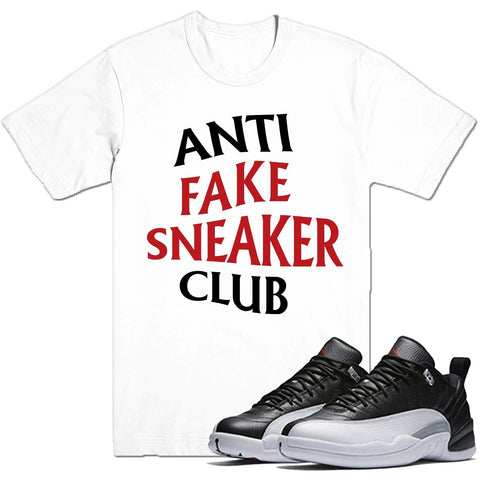 Dapper Sam Anti Fake Playoff 12s Tee