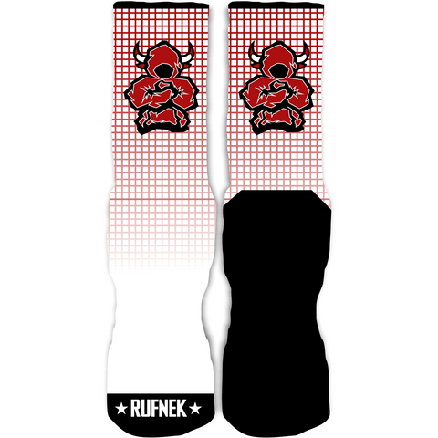 Rufnek Hardware Souljah Alternate 4s Socks
