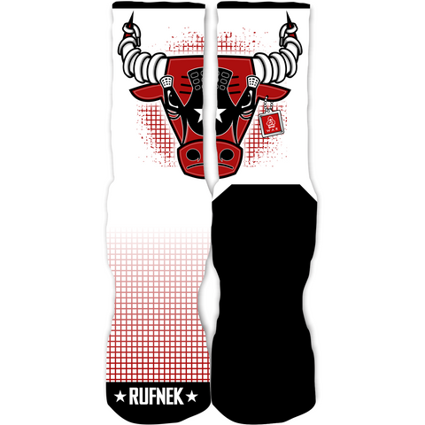 Rufnek Hardware War Bully Alternate 4s Socks