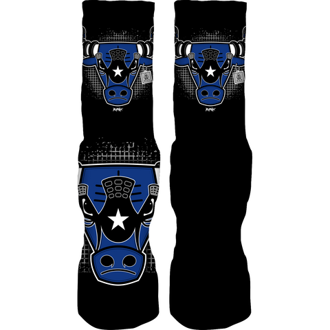 Rufnek Hardware War Bully Alternate Motorsport 4s Socks