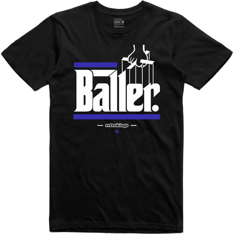 Retro Kings Clothing Baller Space Jam 11's Tee