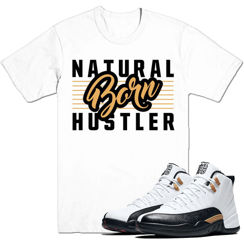 Dapper Sam Born Hustler Chinese New Year 12s Tee
