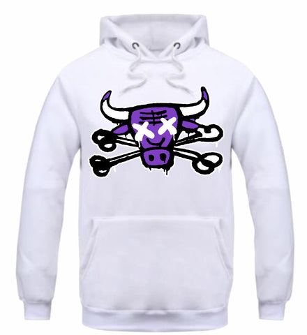 Retro Kings Clothing Bully Bones Concord 11s Hoodie