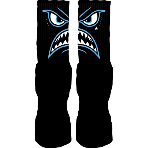 Rufnek Hardware Warface UNC 6s Socks
