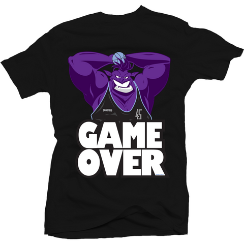 Bobby Fresh Game Over Space Jam 11's Tee
