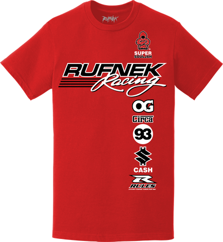 Rufnek Hardware Racing Candy Cane 14s Tee