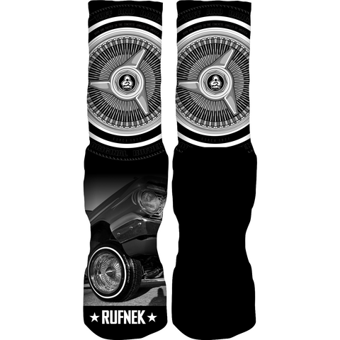 Rufnek Hardware Sittin On Chrome 6 Socks