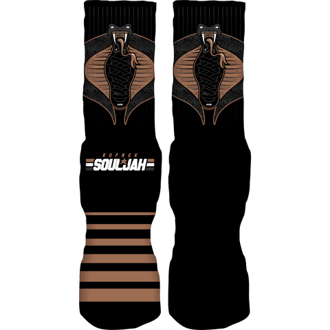 Rufnek Hardware Cobraposite Copper Foams Socks