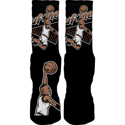 Rufnek Hardware Penny Slam Copper Foams Socks
