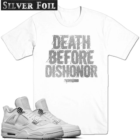 Dapper Sam Dishonor Pure Money 4s Tee