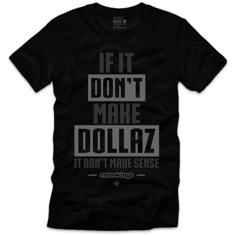 Retro Kings Clothing Dollaz Wool 12's Tee