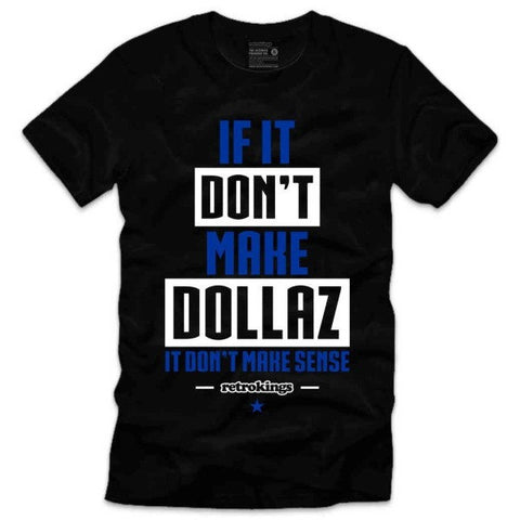 Retro Kings Clothing Dollaz Cobalt Foams Tee