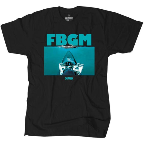 OutRank Apparel FBGM Island Green Foams Tee