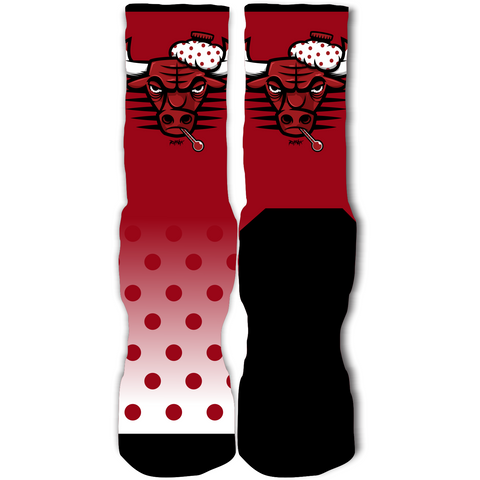 Rufnek Hardware Sick Bully Flu Game 12's Socks