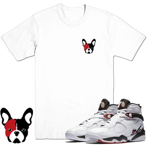 Dapper Sam Dirty Frenchie Alternate 8s Tee