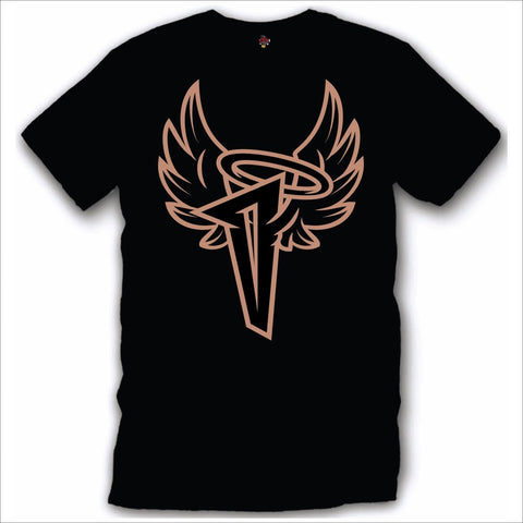 The Fresh I Am Clothing Penny Wings Copper Foams Tee