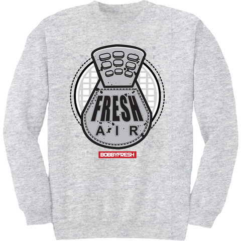 Bobby Fresh Fresh Air Cement 4's Crewneck