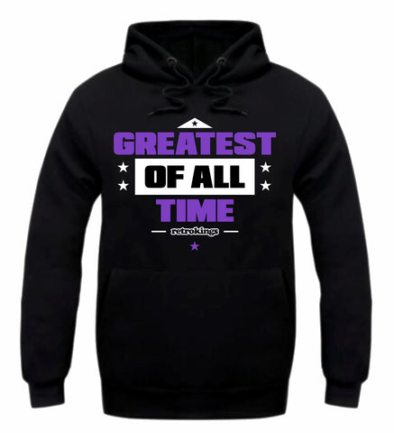 Retro Kings Clothing GOAT Concord 11s Hoodie