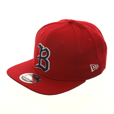 Billionaire Boys Club Triple Snapback - Red