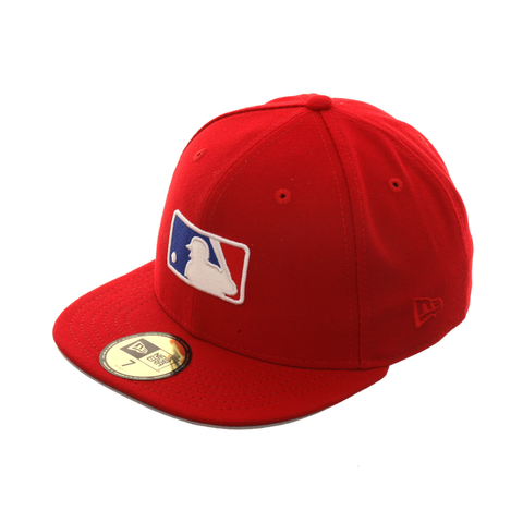 Exclusive New Era MLB Umpire Hat - Red