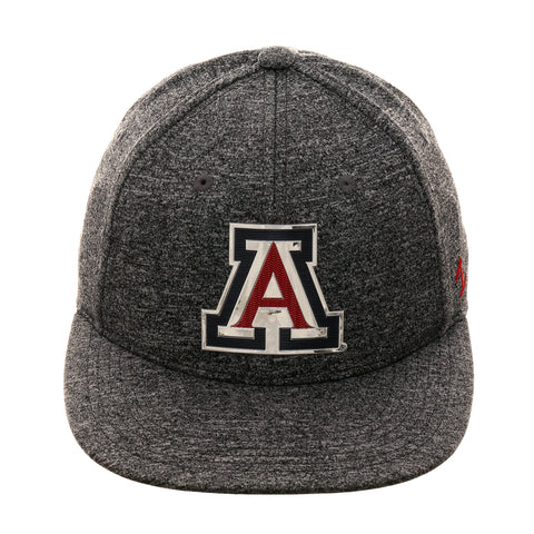 Zephyr Platinum Shadow Arizona Fitted Hat - Graphite