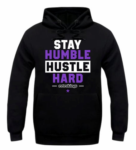 Retro Kings Clothing Stay Humble Concord 11s Hoodie