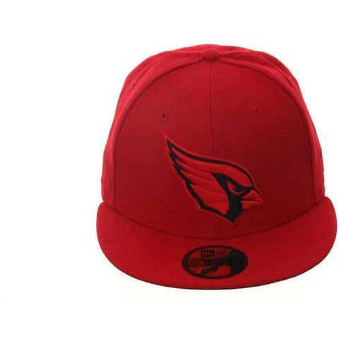 Exclusive New Era 59Fifty Arizona Cardinals Hat - Red