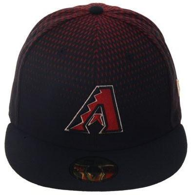 New Era Authentic Collection Arizona Diamondbacks On-Field Game Fitted Hat