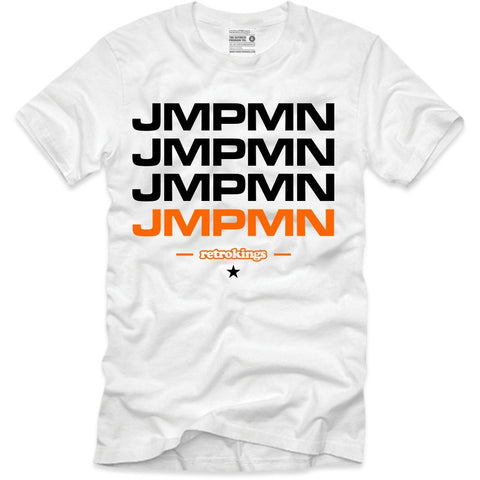 Retro Kings Clothing JMPMN Shattered 1's Tee