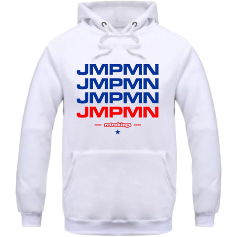 Retro Kings Clothing JMPMN True Blue 3's Hoodie