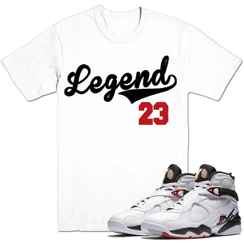 Dapper Sam Legend Alternate 8s Tee