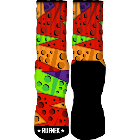 Rufnek Hardware Remix Marvin Martian 7's Socks
