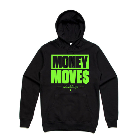 Retro Kings Clothing Money Moves Altitude 13s Hoodie