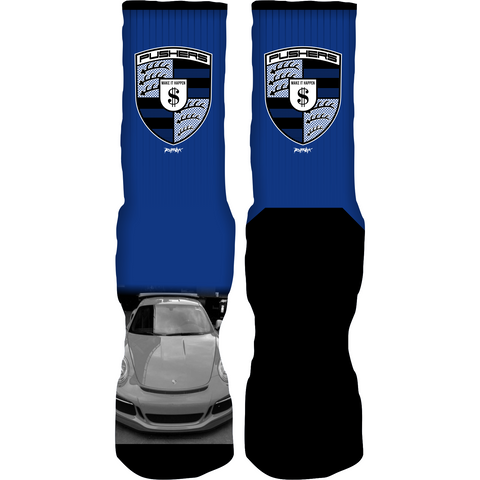 Rufnek Hardware Pushers Motorsport 4s Socks