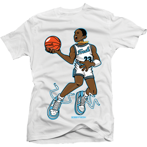 Bobby Fresh Mr Chicago UNC 1s Tee