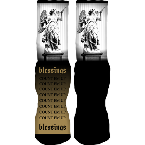 Rufnek Hardware Blessings OVO 12's Socks