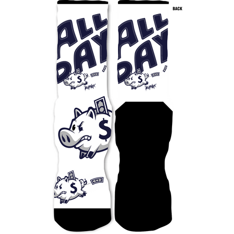 Rufnek Hardware All Day Olympic 7's Socks