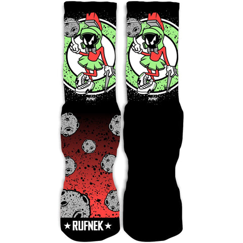 Rufnek Hardware Illest in the Universe Space Jam 5's Socks