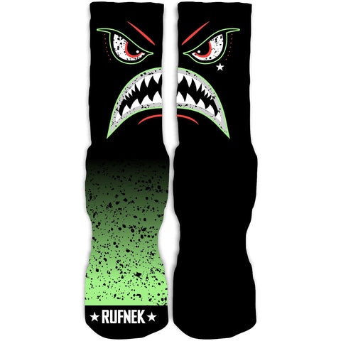 Rufnek Hardware Warface Space Jam 5's Socks