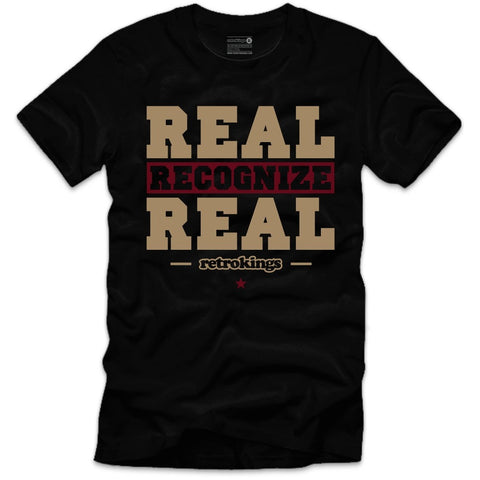 Retro Kings Clothing Real Maroon Foams Tee