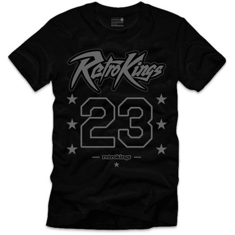Retro Kings Clothing All Star Wool 12's Tee