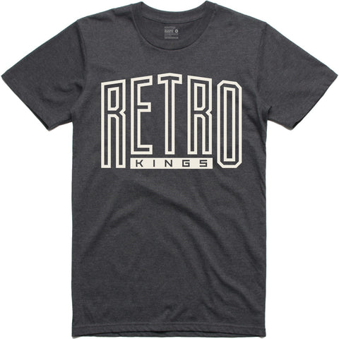 Retro Kings Clothing Fresh Wool 3's Tee