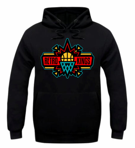 Retro Kings Clothing Slam Dream it Do it 9s Hoodie