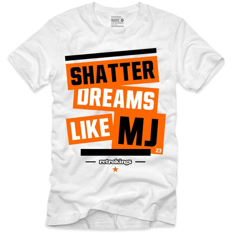 Retro Kings Clothing Shattered Dreams Shattered 1's Tee