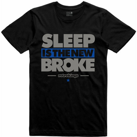 Retro Kings Clothing Sleep Blue Suede 5s Tee