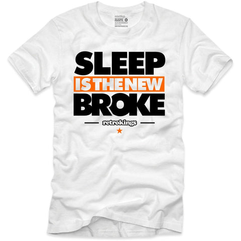 Retro Kings Clothing Sleep Shattered 1's Tee