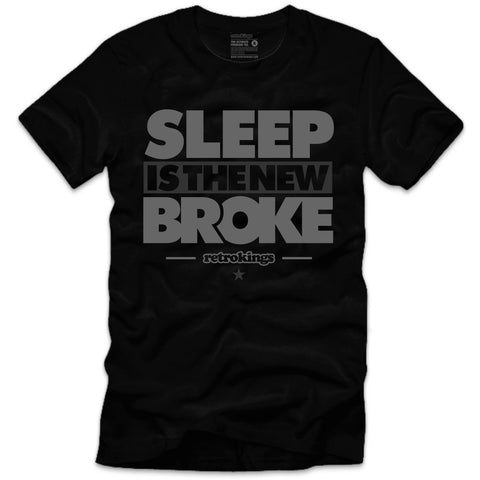 Retro Kings Clothing Sleep Wool 12's Tee