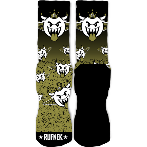 Rufnek Hardware Ghost of Flight Statue 9 Socks