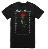 Hasta Muerte HM MM ROSE (front/back)