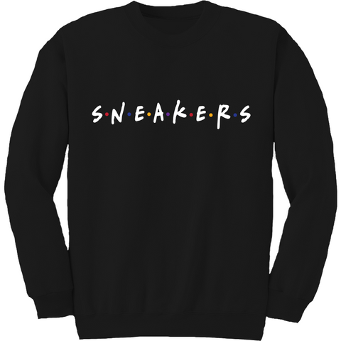 Bobby Fresh Sneaker Friends Sweater 7's Crewneck